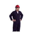 Coverall, X-Large, 48-50 in. Chest, 34 in. Inseam