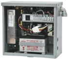 Outdoor UPS, 120VAC Input, 12VDC Output, 13.04A Output, 7 Amp Hours, Steel Enclosure