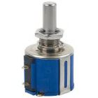 Linear Rotary Potentiometer, 10000 Ohms, Plus or Minus 10 Percent Tolerance, 2W Max, IP40