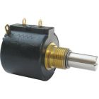 Linear Rotary Potentiometer, 1000 Ohms, Plus or Minus 3 Percent Tolerance, 2W Max, IP50