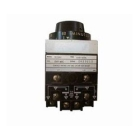 Electropneumatic Timing Relay On Delay, (4) 4PDT 110-120VAC, 2 - 20 Sec - 1423160-3