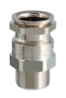 Cable Glands 4 in. Nickel Plated Brass 0.17 in. - 0.33 in.