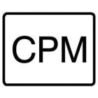 Engineering Unit Label Marker CPM -