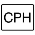 Engineering Unit Label Marker CPH -