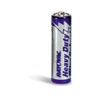 Battery, Non-Rechargeable, Carbon Zinc, Size AA, 8 per Pack