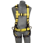 Harness, Full Body Construction, Vest Style, Small