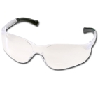 Safety Glasses, Clear Frame, 2.5 Diopter Clear Duramass Hardcoat Lens