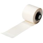 Marker, Wire/Cable; Vinyl; Self-laminating; White; WxL: 1.5 x 4 in.