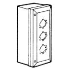 Box, Pull/Junction; Krydon; Screw-on Cover; HxWxD: 14 x 7 x 6 in.