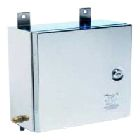 Enclosure, Wall Mount; Stainless Steel; HxWxD: 9 x 6 x 5 in.