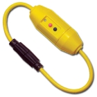 GFCI Manual Trip Type 2' L Cord 20 Amperage Rating - 27310