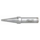 Flat Tip, 0.125 in. Tip, Screwdriver Shape, 0.620 in. Reach, Solid Copper, Iron/Nickel/Chromium