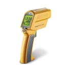 Infrared Thermometer, -30 to 900 deg C, 60 to 1 Spot, Adjustable Emissivity, Laser Sighting