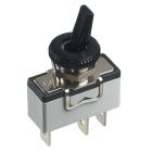 Bat-Handle Toggle Switch SPST On-Off (maintained) 15A/125Vac 15A/250Vac