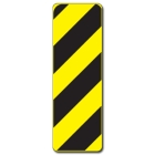 Traffic Signs Reflective Aluminum Front - Delineator - 122924