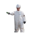 Coverall with Open Wrist and Ankles Medium - 14305