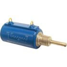 Linear Rotary Potentiometer, 2000 Ohms, Plus or Minus 5 Percent Tolerance, 1W Max, IP40