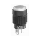 Pushbutton Switch, SPDT, On-On (momentary), 250VAC, 3A/125Vac, 3A/250Vac, 3A/30Vdc