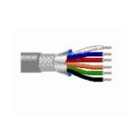 Computer Cable 15C Overall foil and Braid Shield 22 AWG