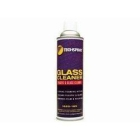 Glass Cleaner, Foaming Aerosol, 18 oz Bottle