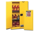 Cabinet, Safety, Flammable, Self-Closing Door
