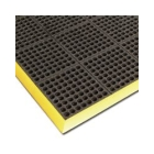 Anti-Fatigue Non-Slip Mat Black - 30620