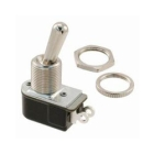 Bat-Handle Toggle Switch SPST On-Off (maintained) 6A/125Vac 3A/250Vac
