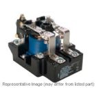 General Purpose Power Relay DPDT 240VAC 30A -