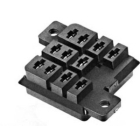General Purpose Relay Socket, 11-Pin Chassis Mount