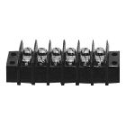 Terminal Block, Barrier Style 15A 250V 12P