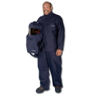 Medium 38 in to 40 in Chest Size 32 in to 34 in Waist Jacket and Bib Overall Kit - 32820
