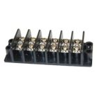 Terminal Block, Barrier Style 20A 600V 3P