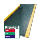 Anti-Fatigue Mat Black/Yellow - 20035