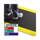 Anti-Fatigue Non-Slip Mat Black/Yellow - 12522