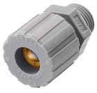 Flexible Cord Connector 1 in Nonmetallic 1.00 in - 1.13 in