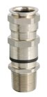 Cable Glands 7 in. Nickel Plated Brass 0.53 in. - 0.82 in.