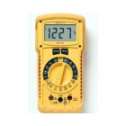 Digital Multimeter, 200mV - 1000V AC, 200mV - 1500V DC, 200mA - 2A AC/DC, 200 - 20M Ohms