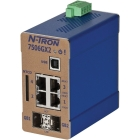 Industrial Ethernet Switch Managed (4) RJ45 10/100/1000Base TX