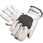 Cut Resistant Gloves ANSI Level 5 12/3X-Large SuperFabric/Leather Palm - 34085