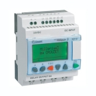 Programmable Logic Controller 10 (6) 100/240VDC (4) Relay 0-10 VDC/0-20 mA