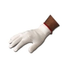 Cut Resistant Gloves, Large, White, Spectra, Tuff Cuff II, Unlined