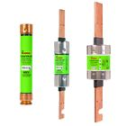 Dual Element Fuse, Time Delay, 225 A, 600VAC, 300VDC, 200kAIR, 2.590 in. Dia x 11.63 in. L