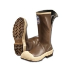 Boot, Steel Toe Knee, Pull-On Closure, Foot Size 11