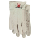 Gloves, Work, No Nap Cord Palm, Small