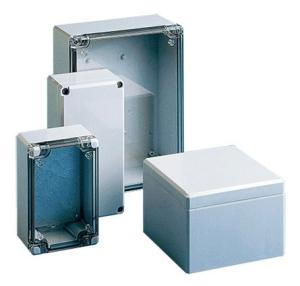 IP67 ABS Hoffman Q-12126ABD  Plastic Enclosure Junction Box